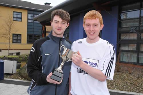 Image: Kings Academy Trophy 1