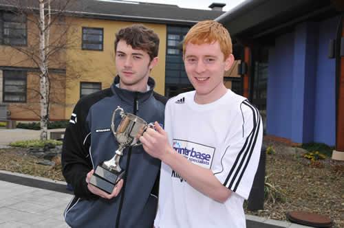 Image: Kings Academy Trophy 2