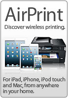 Apple AirPrint