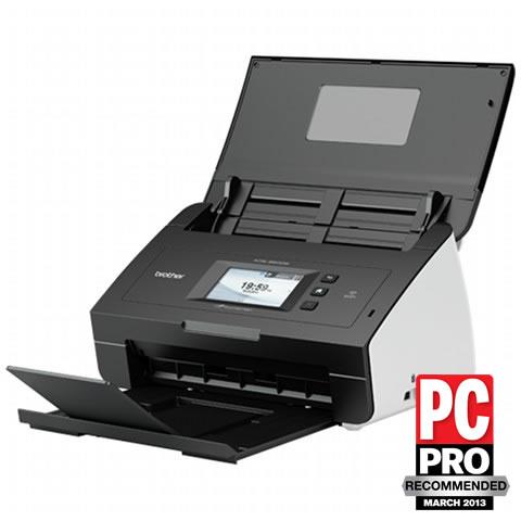 Brother ADS-2600W A4 Wireless Desktop Scanner