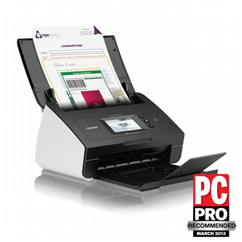 brother ads-2600w desktop scanner