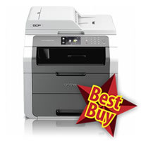 Brother DCP-9020CDW A4 Colour LED MFP