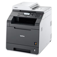 Image: Brother DCP-9055CDN A4 Colour Laser Multifunction Printer