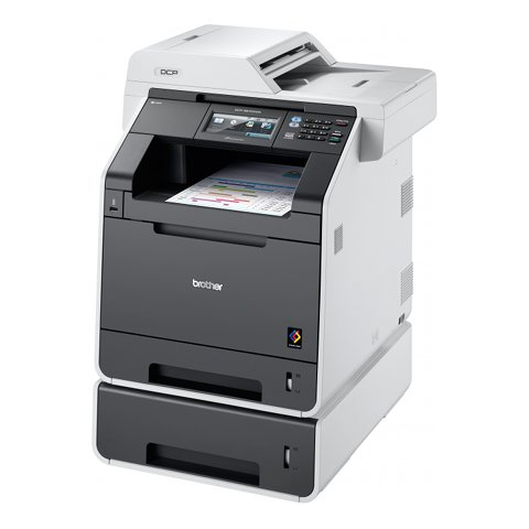 Brother DCP-9270CDN A4 Colour Laser Multifunction Printer