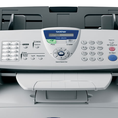 Driver For Brother Fax 2820 Printer