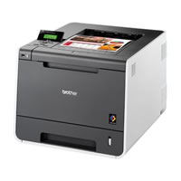 Image: Brother HL-4140CN Colour Printer
