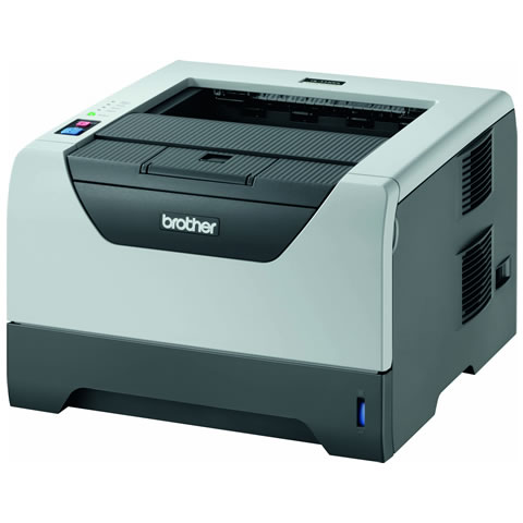 Brother HL-5340DL A4 Mono Laser Printer