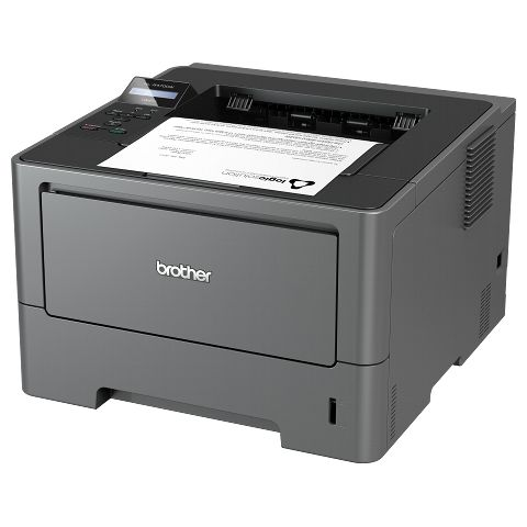 Brother HL-5470DW A4 Mono Laser Printer - Wi-Fi