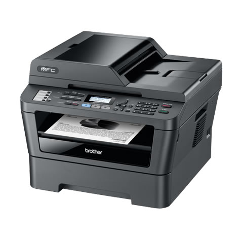 Brother MFC-7860DW A4 Mono Laser MFP