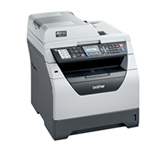Image: Brother MFC-8380DN A4 Mono Laser Multifunction Printer