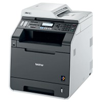 Image: Brother MFC-9460CDN A4 Colour Laser Multifunction Printer