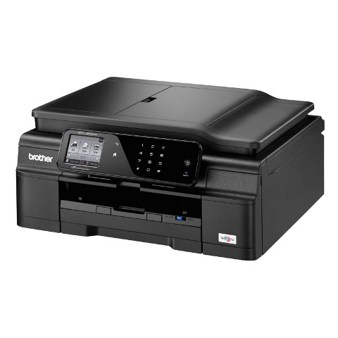 Brother MFC-J650DW A4 Colour Inkjet MFP with Fax
