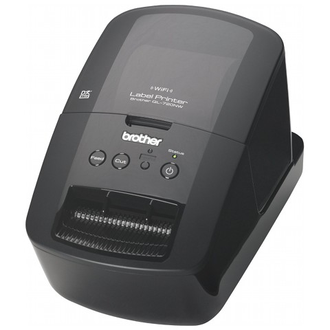 Brother QL-720NW Thermal Label Printer