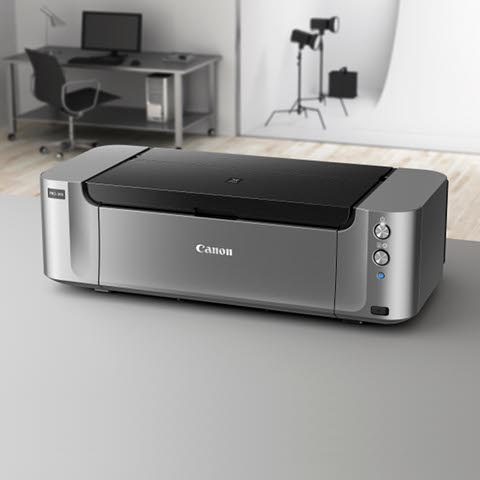 Canon PIXMA Pro 100 A3+ Colour Inkjet Printer