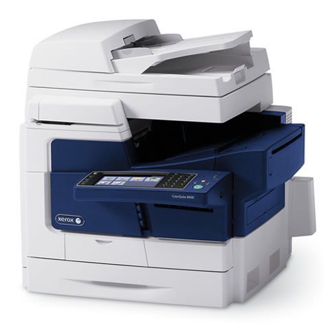 Xerox ColorQube 8900 A4 Solid Ink MFP - PagePack