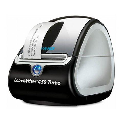 DYMO LabelWriter 450 Turbo Thermal Label Printer