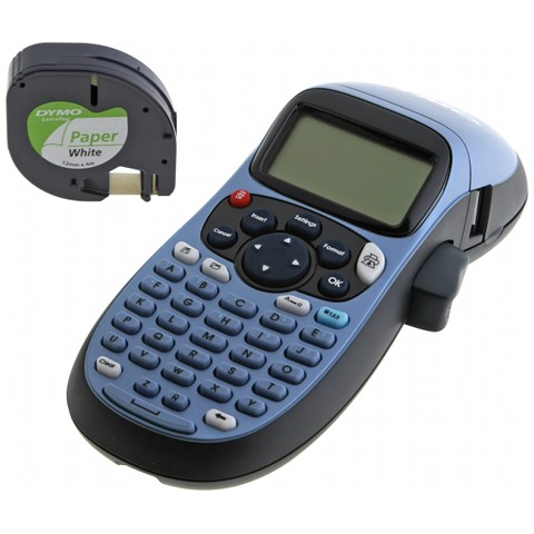 DYMO LetraTag LT-100H Label Printer