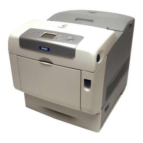 Epson AcuLaser C4200DTN A4 Network Colour Laser Printer