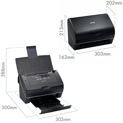 Epson GT-S85N A4 Sheetfed Network Scanner