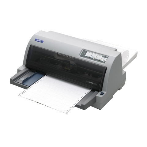Epson LQ-690 24-pin Wide Dot Matrix Printer