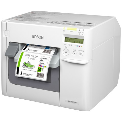 Epson TM-C3500 Label Printer