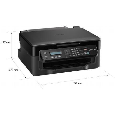 epson workforce wf 2510wf inkjet printer. Black Bedroom Furniture Sets. Home Design Ideas