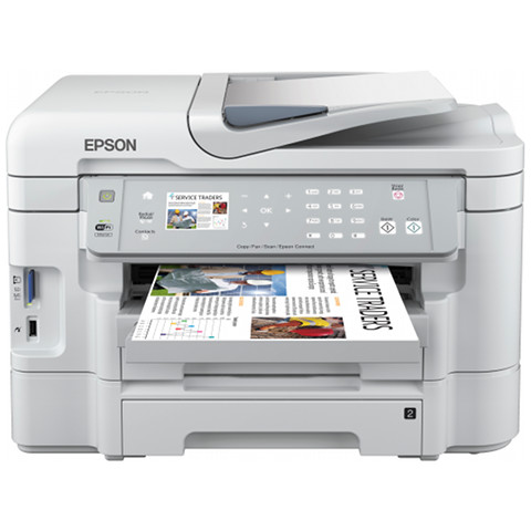 Epson WorkForce WF-3530DTWF A4 Colour Inkjet MFP with Fax