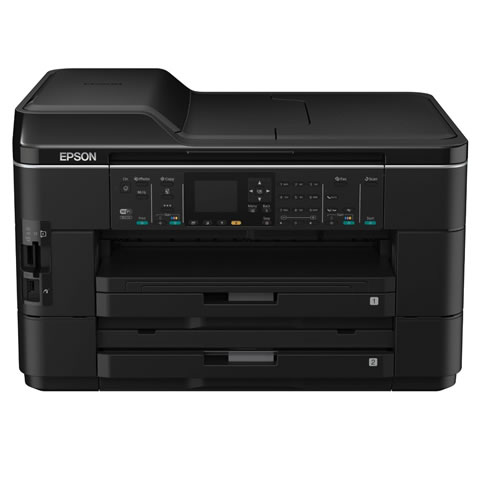 Epson WorkForce WF-7525 A3+ Colour Inkjet MFP