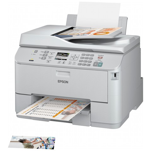 Epson WorkForce Pro WP-4595DNF A4 Colour Inkjet MFP