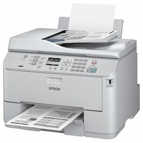 Epson WorkForce Pro WP-M4525DNF A4 Mono Inkjet MFP with Fax