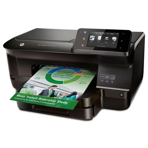 HP OfficeJet Pro 251dw A4 Colour Inkjet Printer