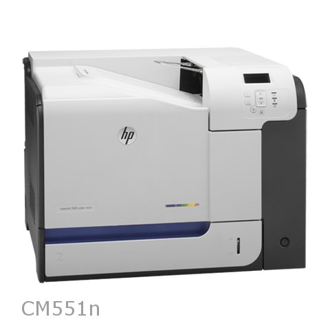 HP LaserJet M551n A4 Colour Laser Printer