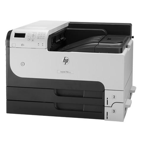 HP LaserJet Enterprise M712xh A3 Mono Laser Printer