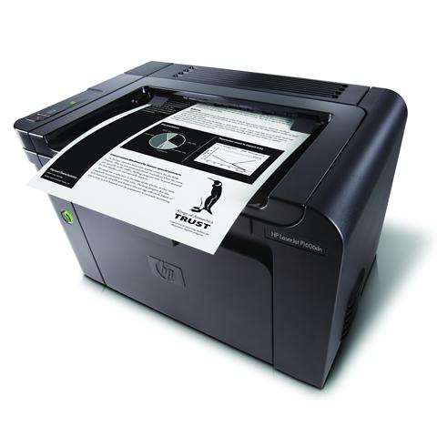 HP LaserJet Pro P1606dn A4 Mono Laser Printer