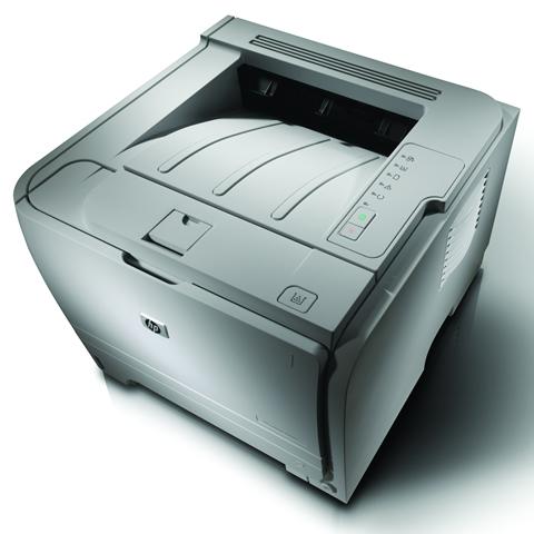 HP Laserjet P2035 A4 Mono Printer