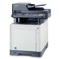 Kyocera ECOSYS M6030cdn A4 Multifunction Laser Printer