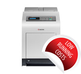 Kyocera FS-C5100DN printer