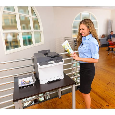 lexmark managed print services