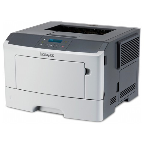 Lexmark MS410dn PRO A4 Mono Laser Printer with 3 Year Warranty