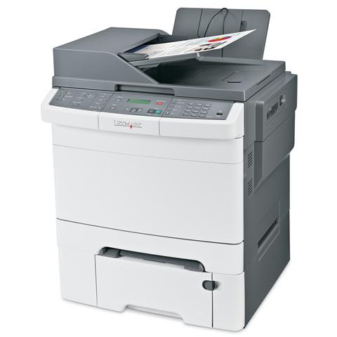 Image: Lexmark X546dtn Multifunction Printer