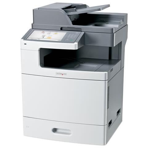 Lexmark X792de A4 Colour Laser MFP