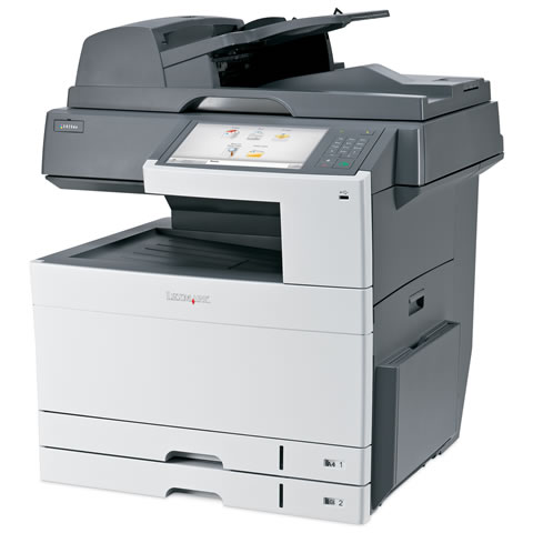 Image: Lexmark X925de Multifunction Printer