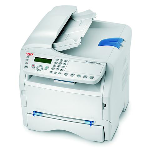 oki fax machine