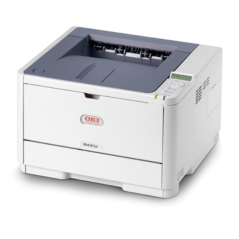 Oki B431dn A4 Mono LED Printer