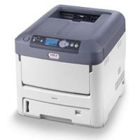 Image: OKI C711 Colour Printer