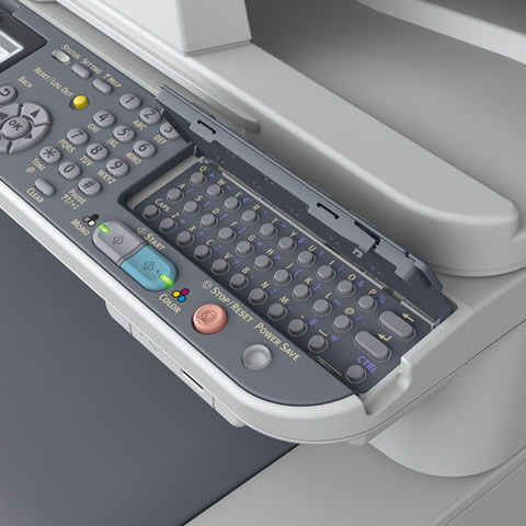 Image: OKI MC561dn A4 Multifunction Colour LED Printer