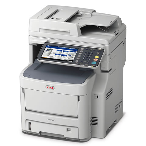oki multifunction printers