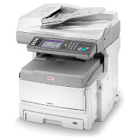 Image: Oki MC861 A3 Multifunction Colour LED Printer