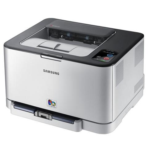 Image: Samsung CLP-320 Printer