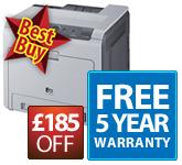 Samsung CLP-620ND Printer